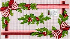 Thrilling Designing Your Own Cross Stitch Embroidery Patterns Ideas. Exhilarating Designing Your Own Cross Stitch Embroidery Patterns Ideas. Cross Stitch Borders, Cross Stitching, Cross Stitch Embroidery, Embroidery Patterns, Cross Stitch Patterns, Christmas Border, Christmas Cross, Xmas, Rico Design