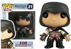 Ezio – capuche noire