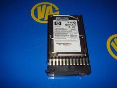 Disco Duro Interno HP 146gb 10k Buen Estado modelo DG146BB976