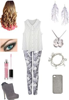 """""""Untitled #82"""" by mallory187 ❤ liked on Polyvore"""