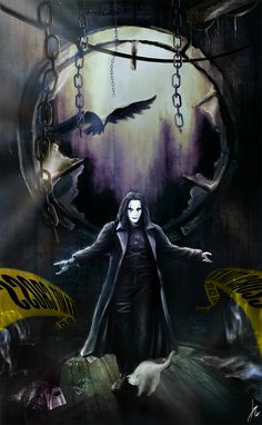 the crow - Google zoeken