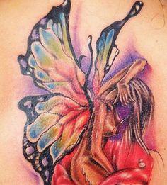 Fairy Tattoos - Tattoos.net
