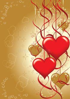 Illustration about Valentines floral background, vector illustration. Illustration of holiday, decoration, celebration - 3888253