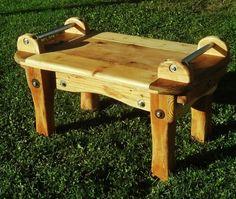 heavy duty coffee table