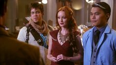 The Librarians - And the City of Light / And the Loom of Fate - Roundtable Review | Spoilers pinning for picture