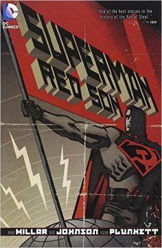 Superman: Red Son (New Edition): Mark Millar, Dave Johnson: 9781401247119: Books - Amazon.ca