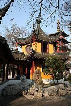 蘇州 寒山寺