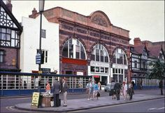 Old Pub, Has Gone, Chester, Street View, City, Cities