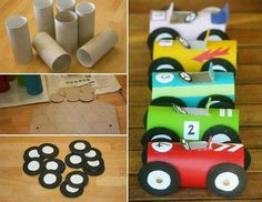 Litle car for boy