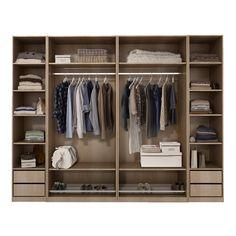 lapeyre armoire dressing | Espace Dressing | Pinterest | Dressing ...