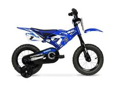 Mini Motorcross BMX Bicycle for Toddlers