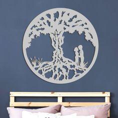 Drevený strom života na stenu - Láska | DUBLEZ Home Decor, Decoration Home, Room Decor, Home Interior Design, Home Decoration, Interior Design