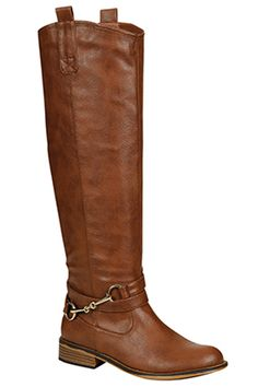 SALE The Parksville Riding Boots in Chestnut NOW $15 OFF
