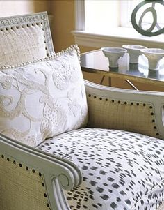 texture and pattern... It's all in the details....