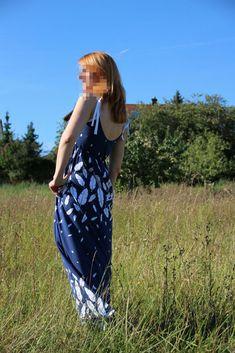 Foto zu Schnittmuster Lillesol women No.8 Maxikleid von Lillesol & Pelle