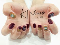 nail snap | 古場聡子 | 27 SEP. 2015 | LIM | LESS IS MORE