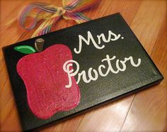 There were lots and lots of wonderful teacher gifts ordered over the holiday season. Teacher Stuff, Teacher Gifts, Teacher Canvas, Teachers Week, Paint Colors, Sunglasses Case, Water, Artwork, Painting