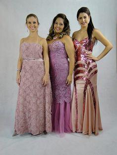 Tons de rosa! Alugue ou compre em www.blacksuitdress.com.br #vrestidodefesta #rosa #pink #estilo #blacksuitdress #debutante #madrinha #maedenoiva #formatura #elegancia