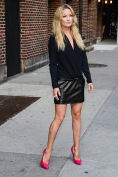 "Celebrities Visit ""Late Show With David Letterman"" - April 24, 2013"