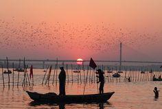 Kumbh 2013 Sangam