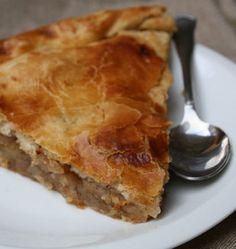 Galette des rois aux pommes et aux épices - les meilleures recettes de cuisine d'Ôdélices