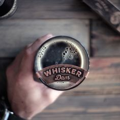 The Whisker Dam is an easy to use solution for guarding your stache' from  the indulgent beverages one may consume. When it comes to moustache guards  you will not find a more premium product. Made from 100% Copper, dressed  with a timeless patina and coated with a non-toxic barrier, the Whisker Dam  has been handcrafted to perfection.