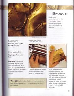 para descargar la revista con las explicaciones picar en este enlace: —descargar técnicas en fimo—