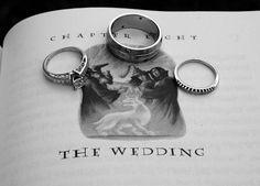 Wedding decor/mood/theme. || Geek/Nerd. || Harry Potter.