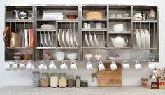 Cozinha por The Plate Rack