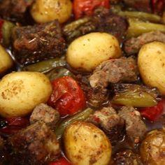 Nurselin Evi Patates Kebabı