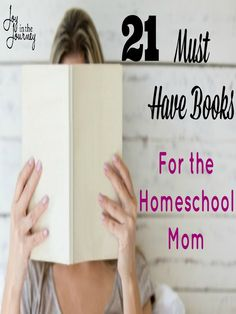 MUST Have Books for the Homeschool Mom