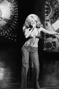 CHaro in the style of jean the year was born- Funnythat they are low rise hippy and flared -My favorite style ! 1976