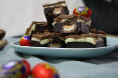 About a year ago I adapted this recipe for Cadbury Creme Egg Brownies. I've been thrilled that, recently, lots of you have been giving them a go. I've had lots of lovely tweets and comments with pi...