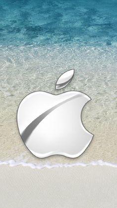 *✿**✿*W.PHONE*✿**✿* Iphone Logo, Apple Logo Wallpaper Iphone, Iphone 7 Wallpapers, Apple Wallpaper Iphone, Cool Apple Logo, Black Apple Logo, Xperia Wallpaper, Apple Logo Design, Apple Images