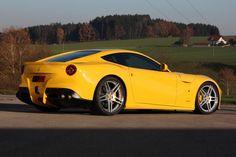Ferrari F12berlinetta получила свежий заряд от Novitec Rosso