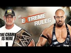 WWE John Cena: 'Extreme Rules' résumé and predictions for this year