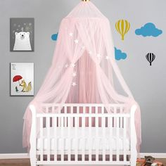 Women Upgraded Blue Star Dreamy Fantasy Star Bed Mosquito Net Dome Hanging Mosquito Bed Canopy Mosquito Net Curtain For Hammock Baby Suitable For Men And Children