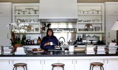 Ina Garten - More Square Footage for a Shoeless Cook - NYTimes.com