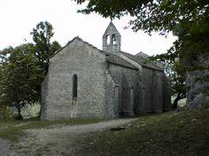 La chapelle de Saint Romain [Haut lieu vibratoire Jura]