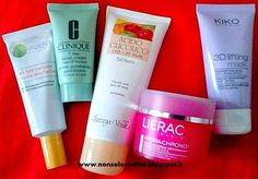 Products chosen by NonSoloVestita for light and soft skin: http://nonsolovestita.blogspot.com/2013/10/pelle-di-porcellana-come-audrey-tatou.html