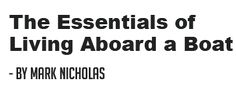 Useful information on how to prep your liveaboard - FAQ
