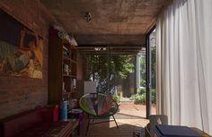 b|f|a Berger Favilli Arquitectos , Federico Cairoli · A space to paint · Divisare