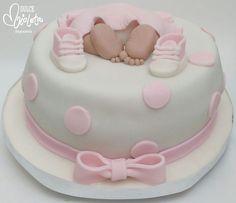 Torta Baby Shower, Tortas Baby Shower Niña, Baby Shower Sheet Cakes, Gender Party, Baby Sprinkle, Beautiful Wedding Cakes, Girl Cakes, Girl Shower, Cupcakes