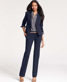 Ann Taylor - AT New Arrivals - Cotton Sateen Jacket
