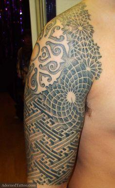 aztec tattoos sleeve - Google Search