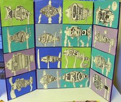 Middle School Art Lessons | Zentangle Castles with Watercolor ...