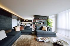Yoyogi-Uehara Residence by Cap Design Studio