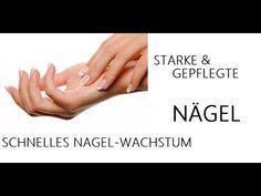 TIPP:SCHNELL LANGE & STARKE NÄGEL [Routine] - YouTube