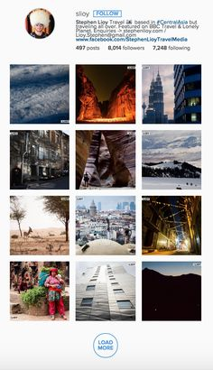Come join me at @SLioy on Instagram - photos from the snowy mountains of Central Asia, remnants of the old Silk Road, and all the best the world has to offer. https://www.instagram.com/slioy/