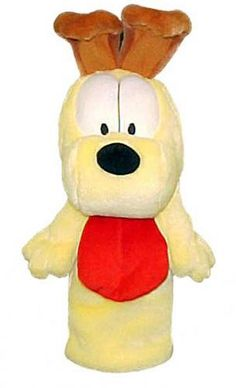 Odie - Garfield's Partner Golf Headcover by Winning Edge Designs. Buy it @ ReadyGolf.com